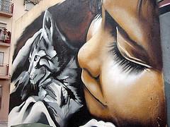Ronda del Graffiti en Jaén