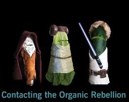 ÿnete a la rebelión orgánica