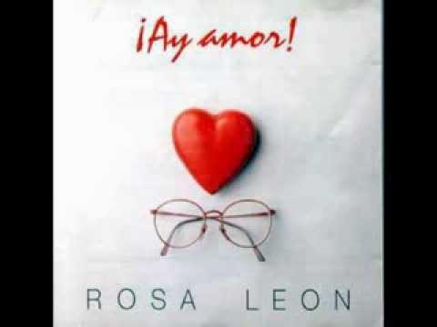 """""""Probablemente esto sea amor"""", Rosa León"""