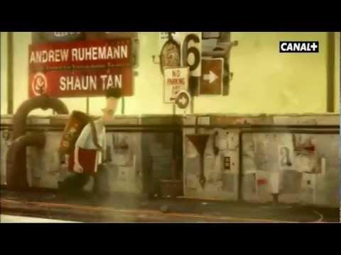 """Corto: """"La cosa perdida"""", Shaun Tan"""