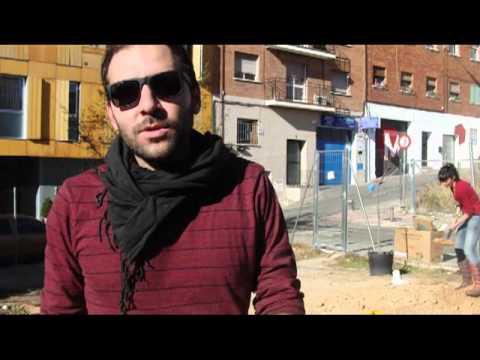 Videoblog – Huerto urbano de Tetuán – Capítulo 2