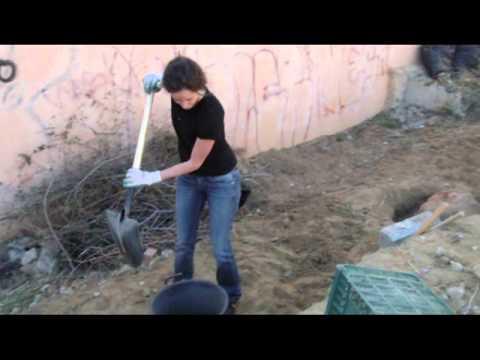 Videoblog – Huerto urbano de Tetuán – Capítulo 3
