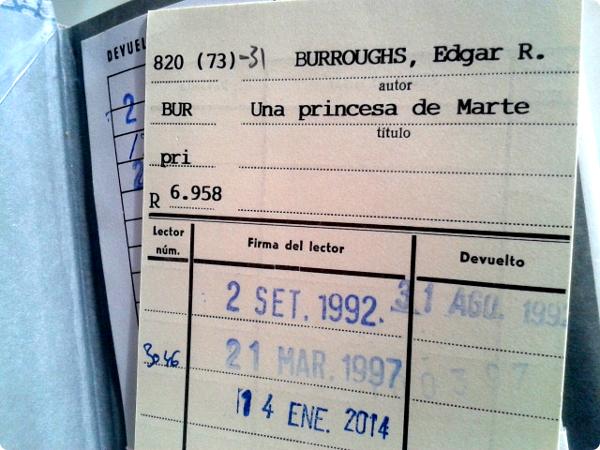 2013-12-30 libros olvidados