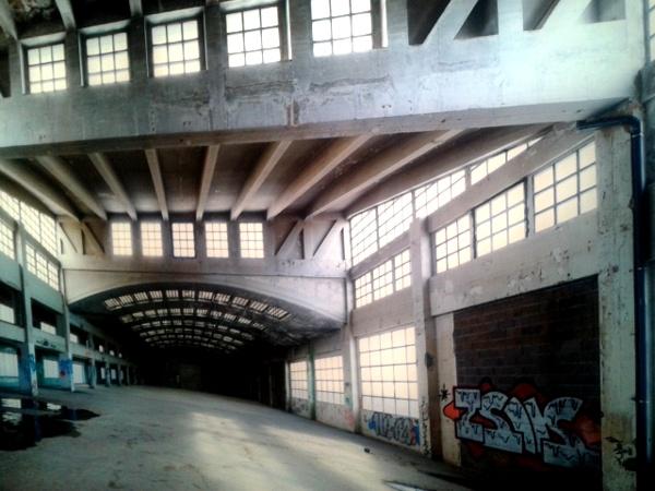"""Expo """"Madrid Off"""", edificios abandonados de Madrid"""