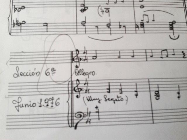 Clases de piano: empezando con la entonación