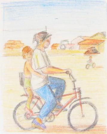 bici pueblo