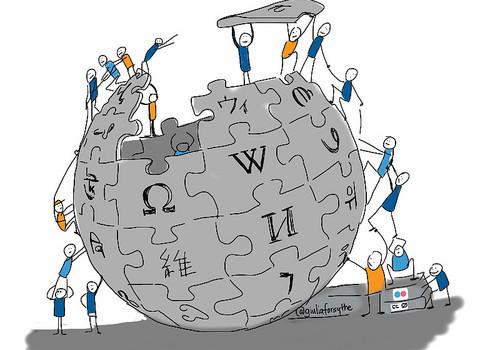Trabajar como wikipedista