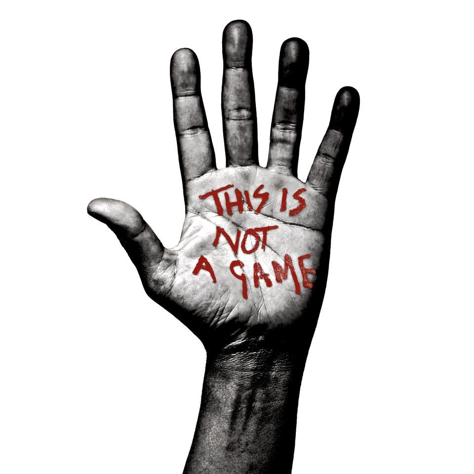 """""""This is not a game"""", Skunk Anansie"""