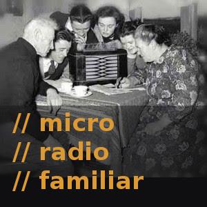 logo micro radio familiar
