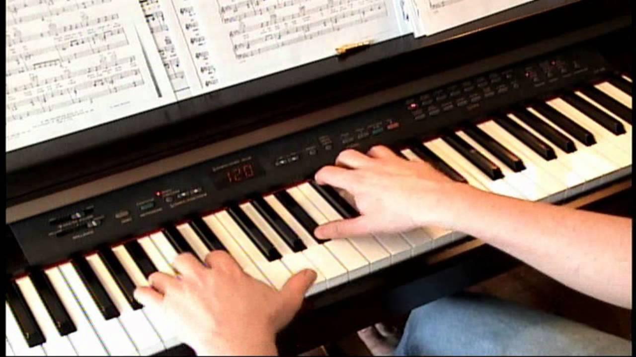 """""""Chim chim cher EE"""", adaptación para piano"""