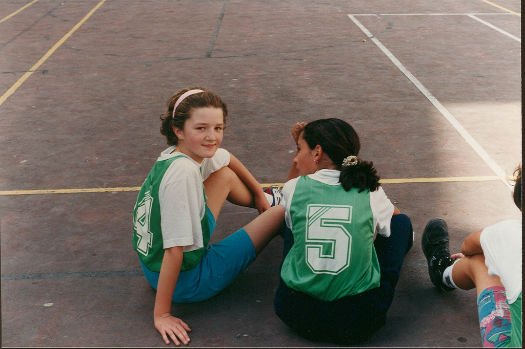 Mi relación con el deporte