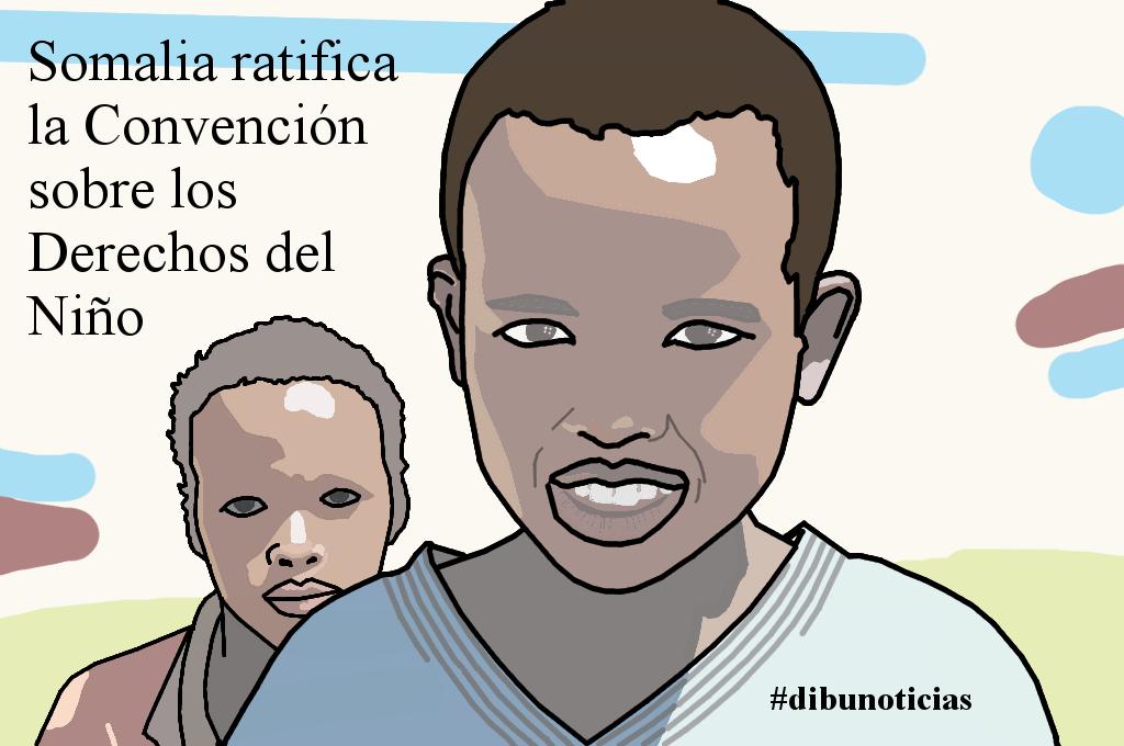 #dibunoticias Somalia ratifica la Convención sobre los Derechos del Niño