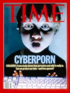 portada time 1995 - ciberporno