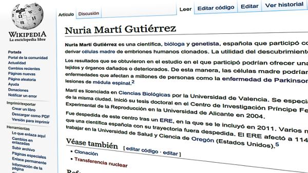 Artículos solicitados, una fuente de ideas para editar Wikipedia