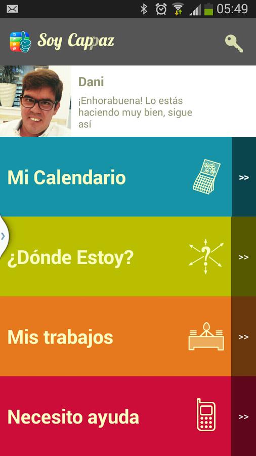 Soy Cappaz, app para crear apoyos para personas con discapacidad intelectual