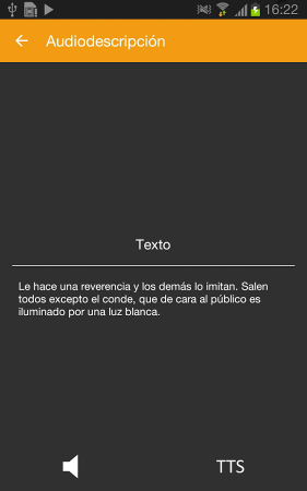 startit - audiodescripción