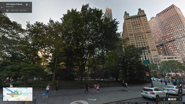 parque del ayuntamiento de nueva york