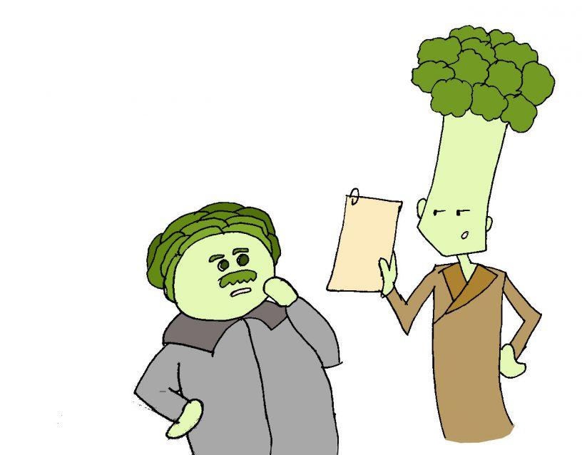 """Es vegetal, querido Watson: """"El caso de la o del nutricionista espontáneo"""""""