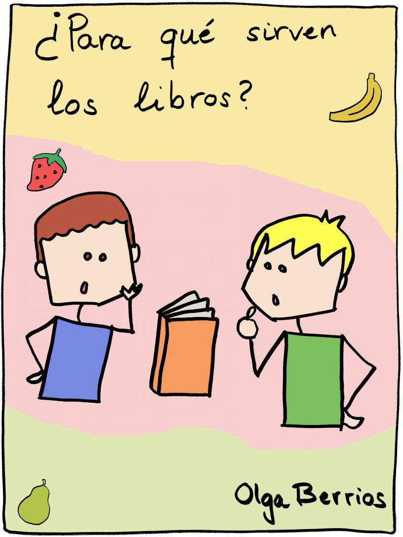 """Nuevo libro: """"¿Para qué sirven los libros?"""""""