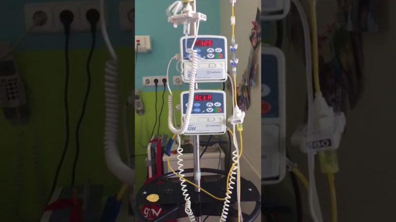Alertas en las bombas de infusión. Un ejemplo sencillo de cómo humanizar la sanidad con tecnología básica