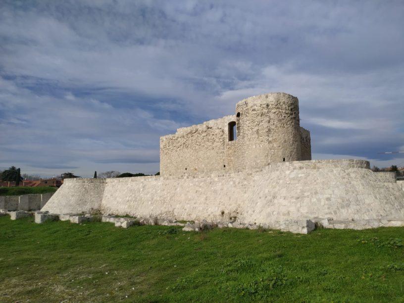 Visita al Castillo de La Alameda de Madrid